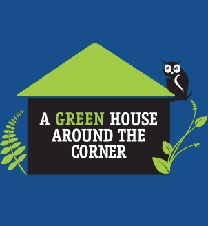 A Greenhouse Around the Corner logo