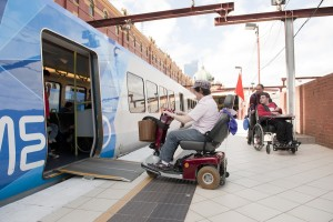 The NDIS aims to enable people with disabilities to participate in ordinary life.