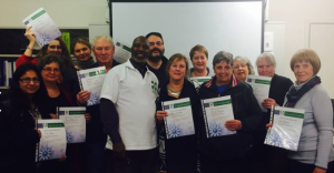 DVLC's Mental-Health-First-Aid-group