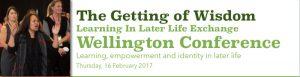 The Getting of Wisdom - Wellington Program