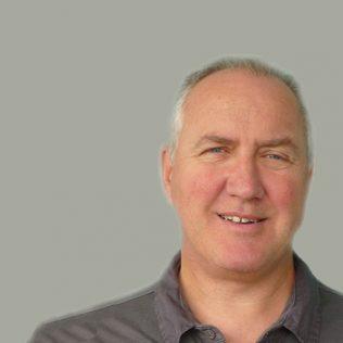 Associate professor Tony Brown